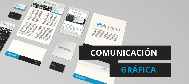 Alfa Business comunicacion grafica