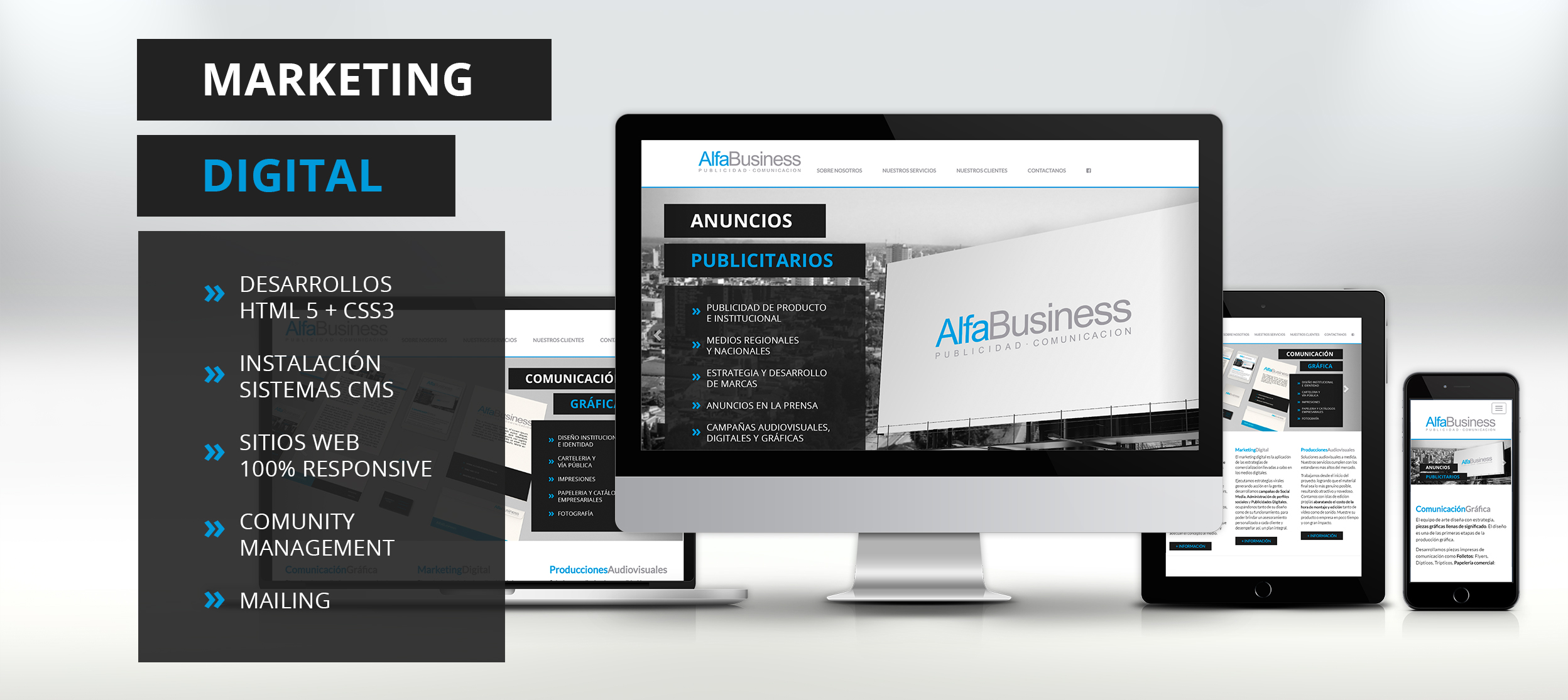 Alfa Business marketing digital